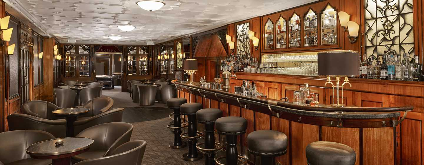 Reichshof Hamburg, Curio Collection by Hilton – Bar 1910