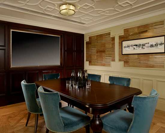 100 Queen's Gate Hotel London, Curio Collection by Hilton - The Kensington vergaderzaal
