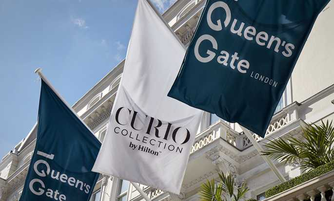 100 Queen's Gate Hotel London, Curio Collection by Hilton - Buitenkant