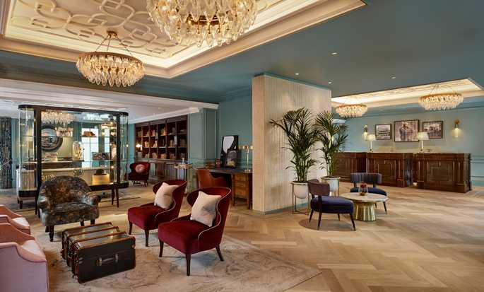 Hôtel 100 Queen's Gate Hotel London, Curio Collection by Hilton - Hall