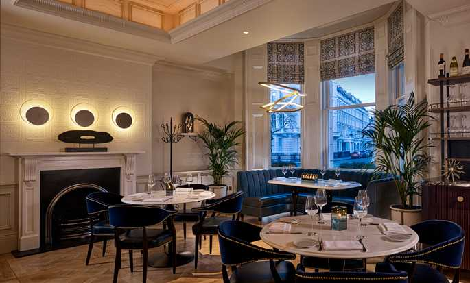 100 Queen's Gate Hotel London, Curio Collection by Hilton - Dineren