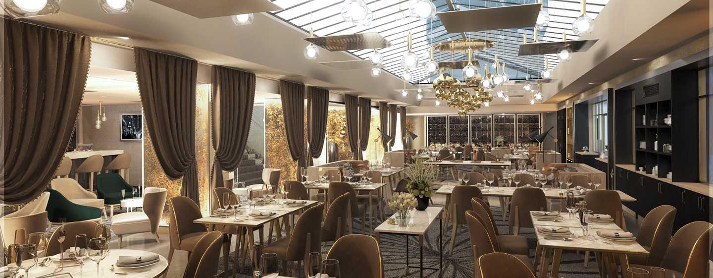 Hôtel Niepce Paris Hotel, Curio Collection by Hilton, France - Restaurant dans l'hôtel