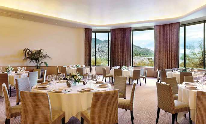 Boulders Resort & Spa, Curio Collection by Hilton Hotel, USA  - Tohono Meeting Room Banquet