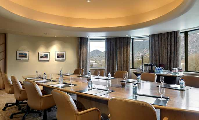 Boulders Resort & Spa, Curio Collection by Hilton Hotel, USA  - Tohono Meeting Room