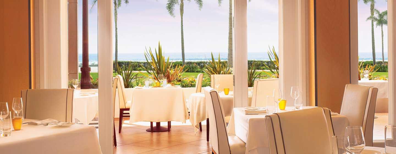 Beach Village at The Del, Curio Collection by Hilton Hotel, Kalifornien, USA– Restaurant 1500 OCEAN