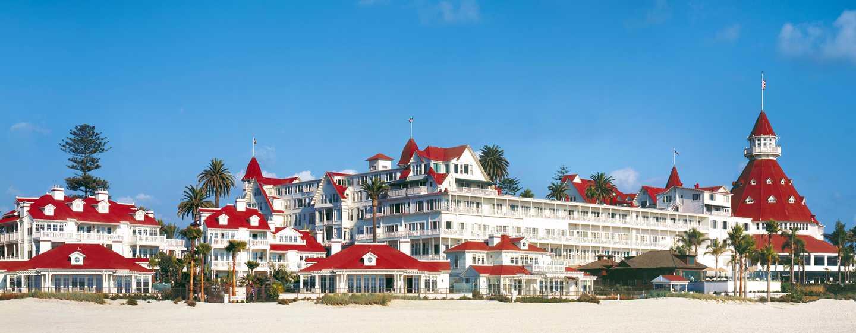 Hotel del Coronado, Curio Collection by Hilton, Californie, États-Unis - Extérieur de l'hôtel