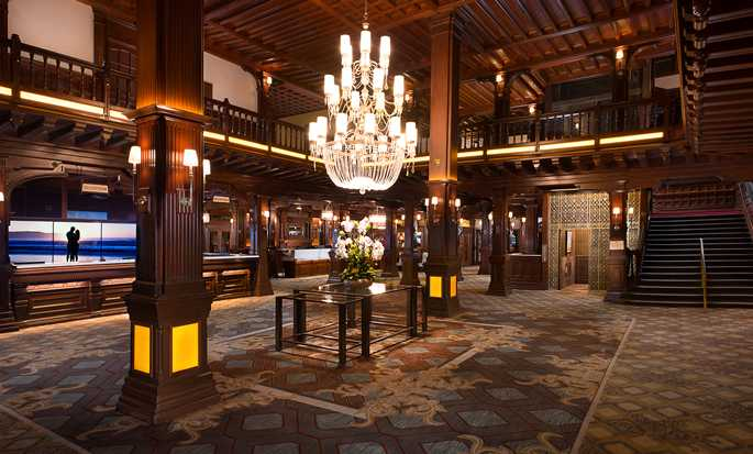 Hotel del Coronado, Curio Collection by Hilton, California, EE. UU. - Lobby