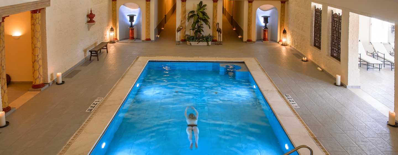 Hôtel La Bagnaia Golf & Spa Resort Siena, Curio Collection by Hilton, Italie - Buddha Spa avec piscine intérieure