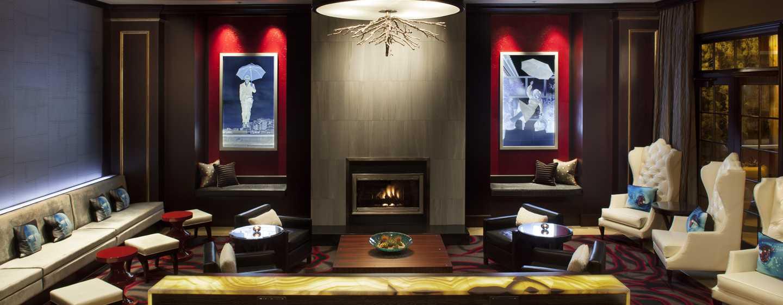 Juniper Hotel Cupertino, Curio Collection by Hilton, Kalifornien, USA– Lobby