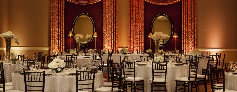 Juniper Hotel Cupertino, Curio Collection by Hilton, Kalifornien, USA– Grand Suite Ballsaal