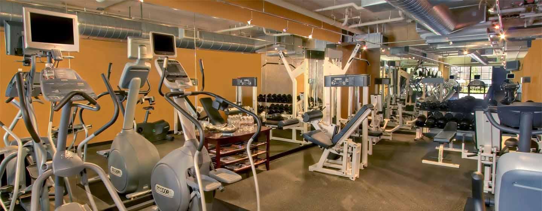 Juniper Hotel Cupertino, Curio Collection by Hilton, Kalifornien, USA– kostenfreies 24 Stunden Fitness Center