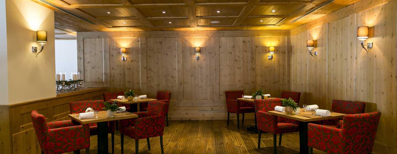 Hôtel Grand Tirolia Hotel Kitzbuhel, Curio Collection by Hilton, Autriche - Restaurant