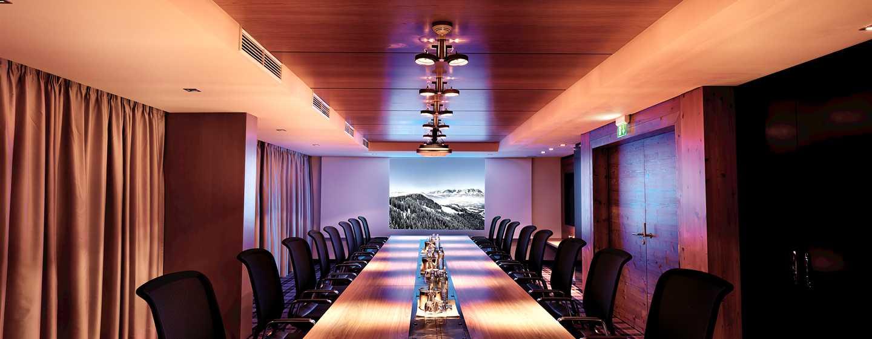 Hôtel Grand Tirolia Hotel Kitzbuhel, Curio Collection by Hilton, Autriche - Salle de conférence