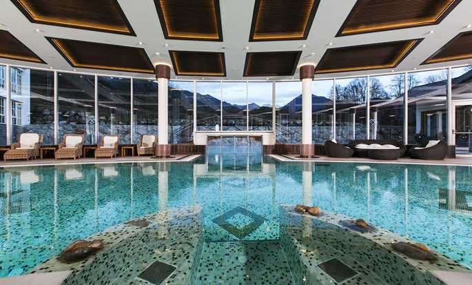 Hôtel Grand Tirolia Hotel Kitzbuhel, Curio Collection by Hilton, Autriche - Piscine