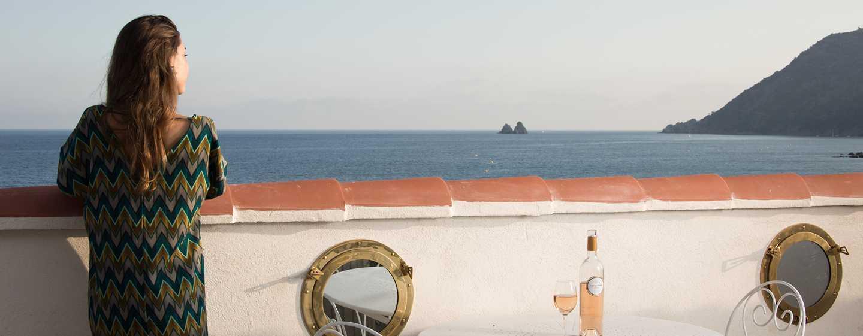 Grand Hotel des Sablettes Plage, Curio Collection by Hilton - Suite présidentielle