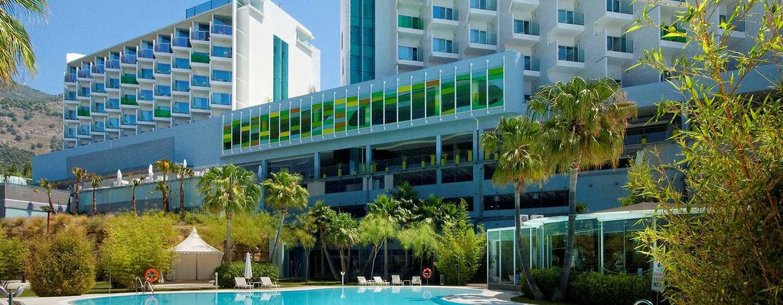 Hotel DoubleTree by Hilton Resort & Spa Reserva del Higuerón, España - Fachada del hotel