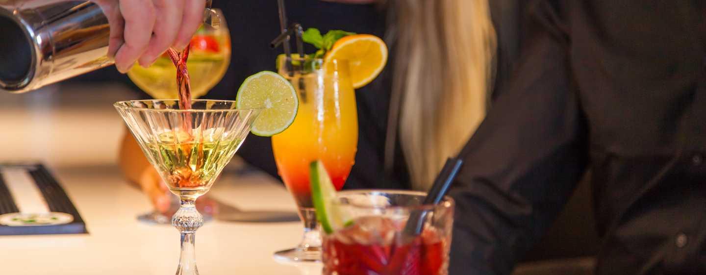 DoubleTree by Hilton Hotel Amsterdam - NDSM Wharf, NL - Bar Brooklyn