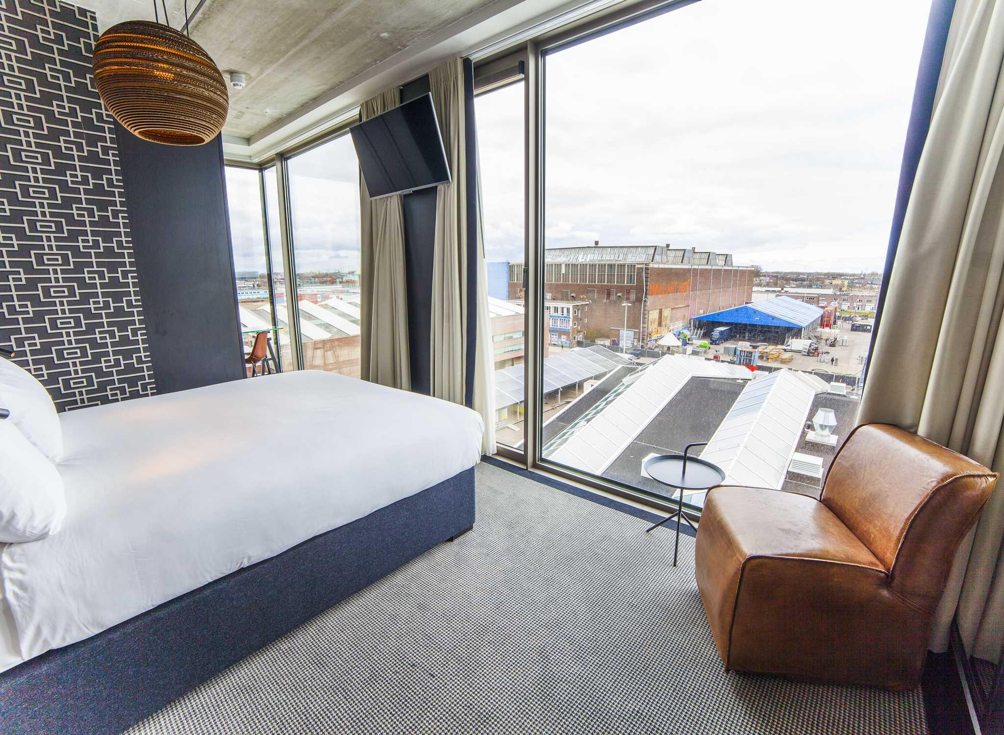 H´tel DoubleTree by Hilton Hotel Amsterdam NDSM Wharf