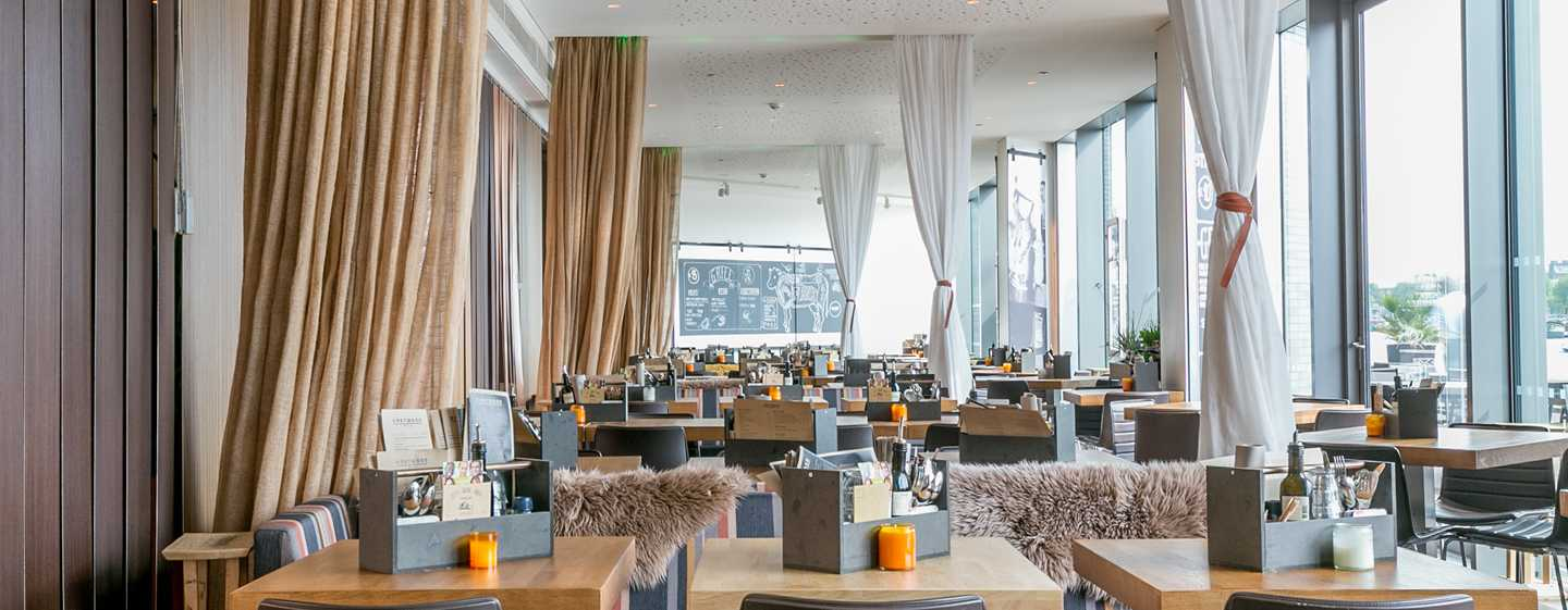 DoubleTree by Hilton Hotel Amsterdam Centraal Station, Nederland - Restaurant Eastwood Beer & Grill