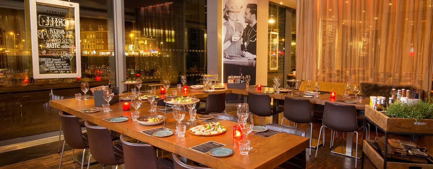 DoubleTree by Hilton Hotel Amsterdam Centraal Station, Nederland - Eastwood Beer & Grill