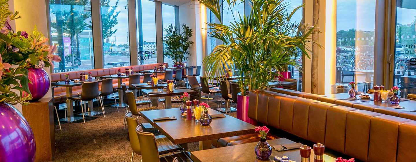 DoubleTree by Hilton Hotel Amsterdam Centraal Station, Nederland - Executive lounge