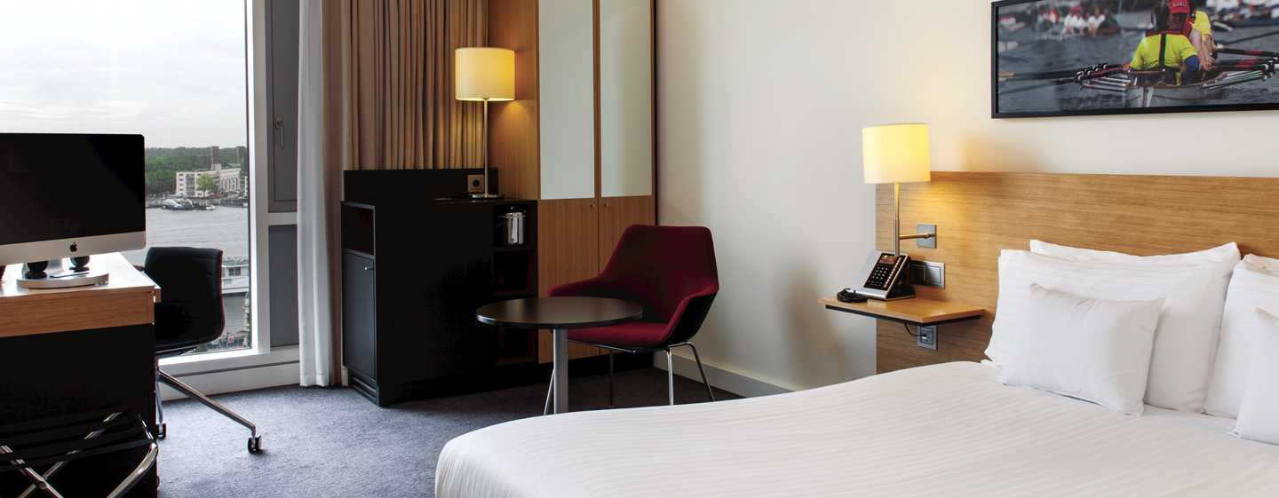 DoubleTree by Hilton Hotel Amsterdam Centraal Station, Nederland - King Deluxe kamer