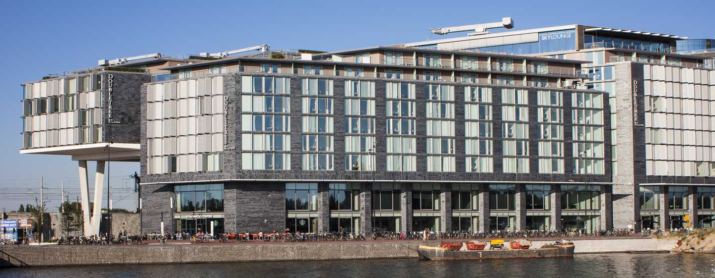 DoubleTree by Hilton Hotel Amsterdam Centraal Station Buitenkant