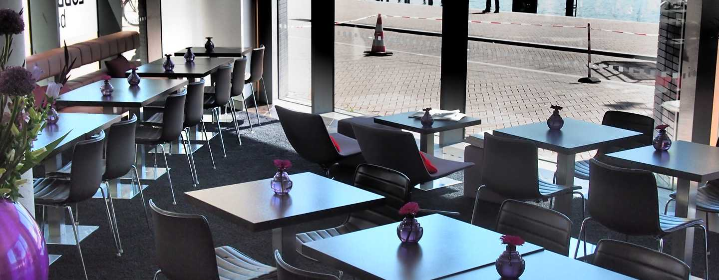 DoubleTree by Hilton Hotel Amsterdam Centraal Station - Executive lounge