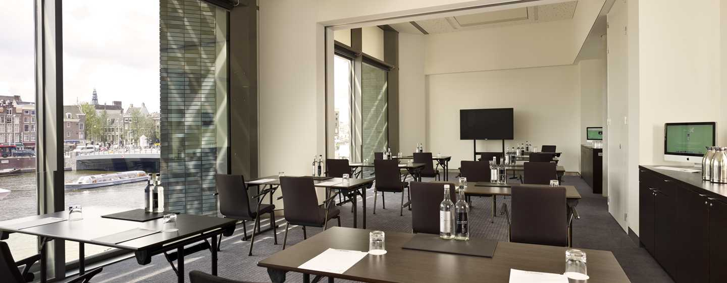 DoubleTree by Hilton Hotel Amsterdam Centraal Station - Vergaderzaal