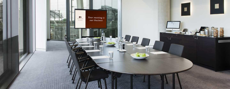 DoubleTree by Hilton Amsterdam Centraal Station verzorgt professionele ruimtes voor zeer succesvolle vergaderingen en bijeenkomsten