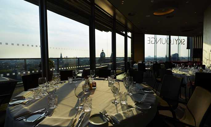 DoubleTree by Hilton Hotel Amsterdam Centraal Station, Nederland - SkyLounge