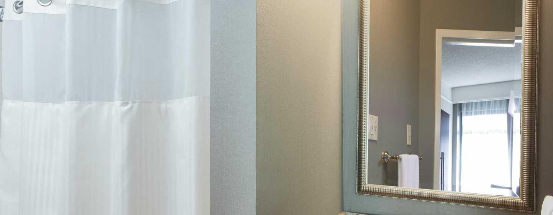 DoubleTree by Hilton Hotel Atlanta-Buckhead – Badezimmer