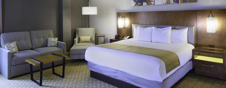 DoubleTree by Hilton Hotel Atlanta-Buckhead – Eckzimmer