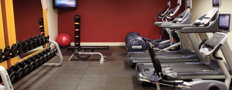 DoubleTree by Hilton Hotel Atlanta-Buckhead – Fitness Center