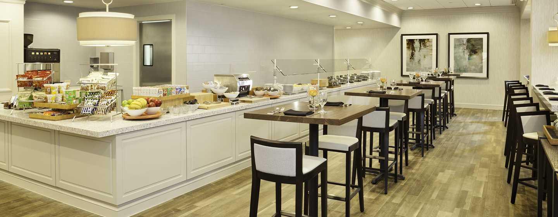 DoubleTree by Hilton Hotel Atlanta-Buckhead – Tower Place – Restaurant The Green Leaf