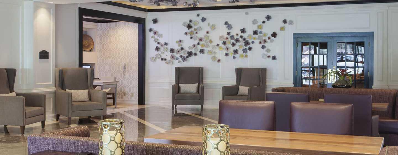 DoubleTree by Hilton Hotel Atlanta-Buckhead – Hotel-Lobby