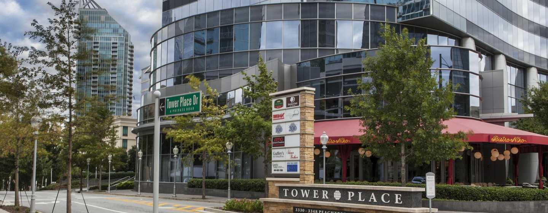 DoubleTree by Hilton Hotel Atlanta-Buckhead – Tower Place