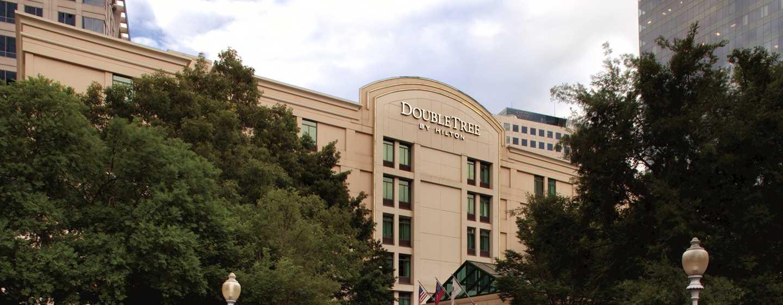 DoubleTree by Hilton Hotel Atlanta-Buckhead – Außenbereich des Hotels