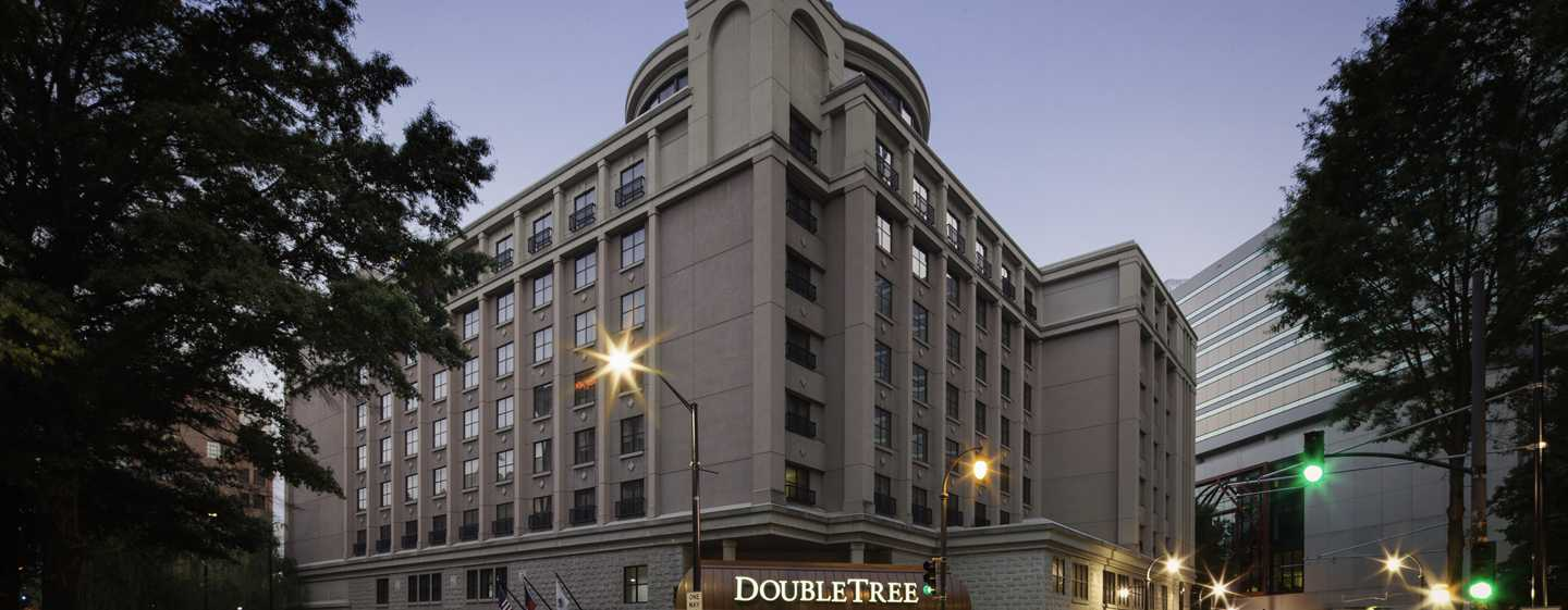 The American Hotel Atlanta Downtown – a DoubleTree by Hilton, USA– Außenbereich des Hotels