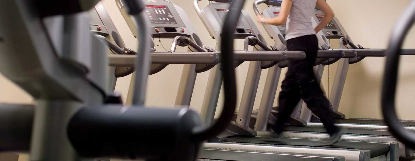 The American Hotel Atlanta Downtown – a DoubleTree by Hilton, USA– Fitness Center