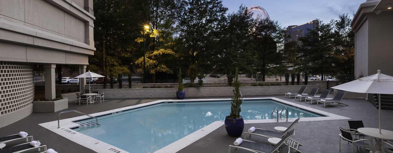 The American Hotel Atlanta Downtown – a DoubleTree by Hilton, USA– Swimmingpool