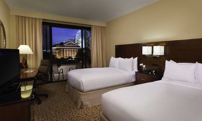 The American Hotel Atlanta Downtown – a DoubleTree by Hilton, États-Unis - Chambre