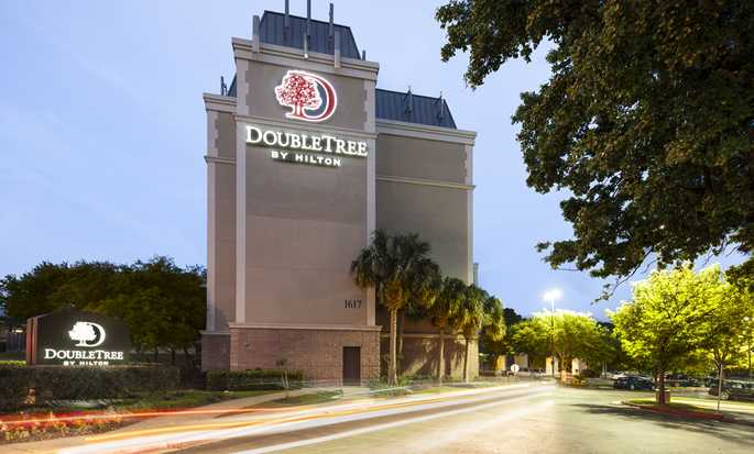 DoubleTree by Hilton Hotel Austin – University Area, USA – Hotellets fasad