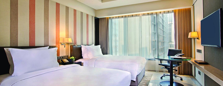 DoubleTree by Hilton Sukhumvit Bangkok - ห้องทวินซูพีเรียร์