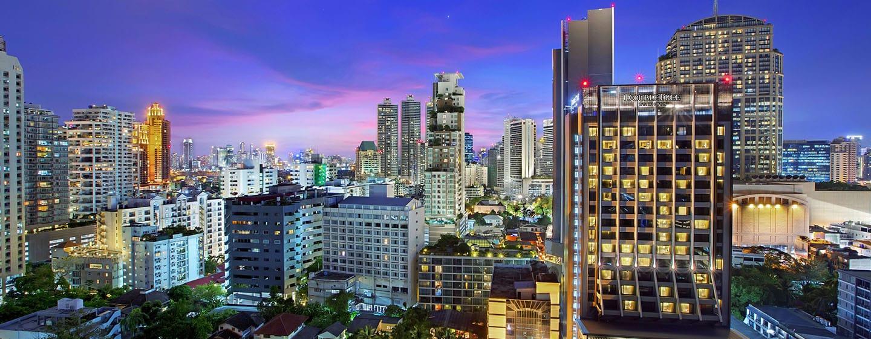 DoubleTree by Hilton Sukhumvit Bangkok - พื้นที่ด้านนอก