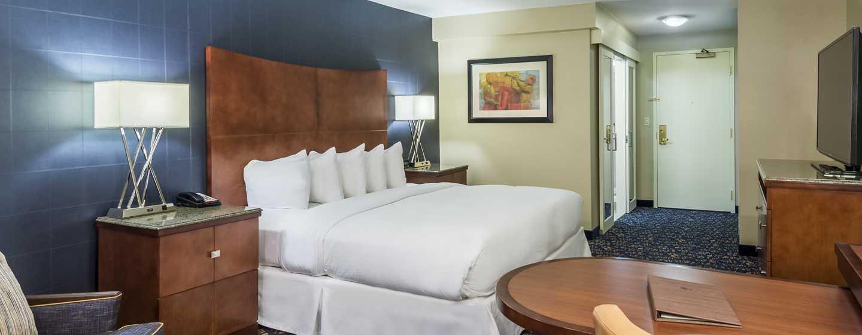 DoubleTree by Hilton Hotel Nashville Downtown, TN, USA – 1 rom med king size-seng 2