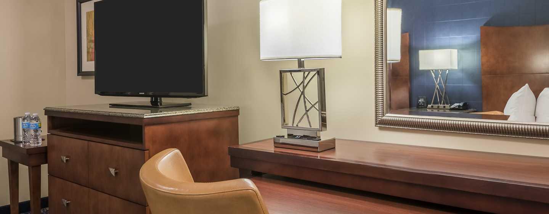DoubleTree by Hilton Hotel Nashville Downtown, TN– 2 dobbeltrom, skrivebord