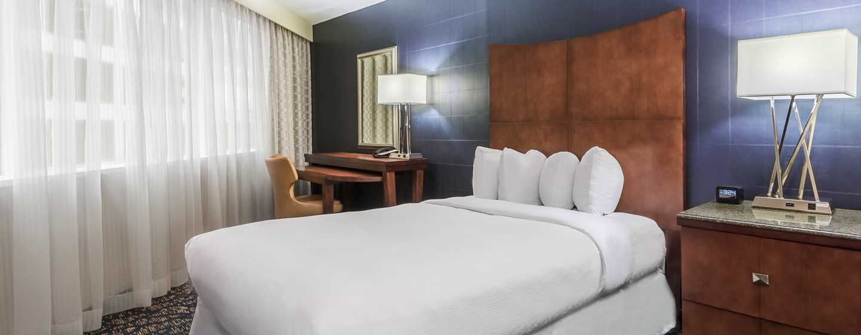 DoubleTree by Hilton Hotel Nashville Downtown, TN – Rom med dobbeltseng