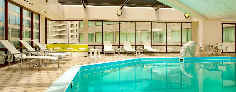 DoubleTree by Hilton Hotel Nashville Downtown, TN, USA – Innendørs basseng