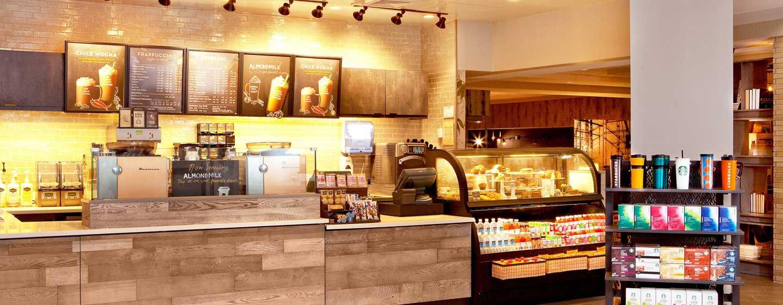 DoubleTree by Hilton Hotel Nashville Downtown, TN, USA – Starbucks